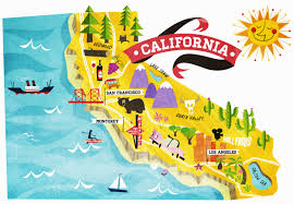 Map Of San Francisco California by 9 Things You May Not Know About California History In The