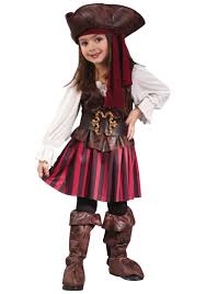 caribbean toddler pirate costume