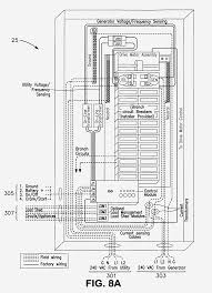 generator automatic transfer switch wiring diagram diagram gallery