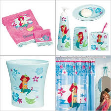 The Little Mermaid Shower Curtain Our Favorite Little Mermaid Ariel Then There S An Ariel Bath
