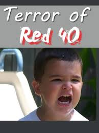 red dye free foods without red dye 40 pdd nos autism adhd