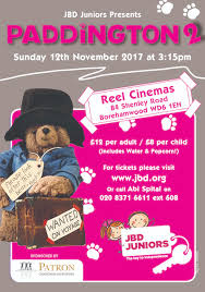 jbd juniors paddington bear 2 screening jewish blind disabled