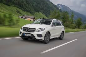2016 mercedes benz gle class first drive review motor trend