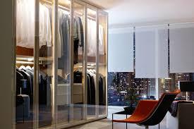 armadio con ante in vetro armadio moderno in vetro in alluminio con ante battenti