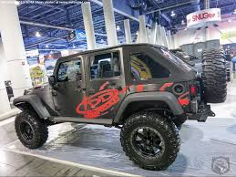 sema jeep yj sema show photos forget the jeep jamboree here is where the next