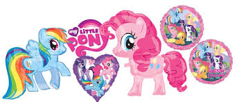 my pony balloons my pony inflated helium balloons