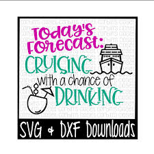 margarita svg cruise svg drinking svg cruising with a chance of drinking