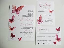 butterfly wedding invitations 1800 best butterfly wedding invitations images on