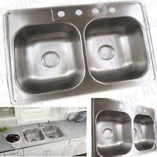 Glacier Bay Kitchen Sink Glacier Bay Sink Ebay