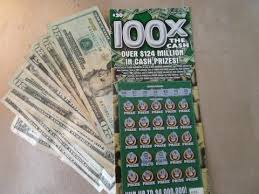 Lottery Instant Wins - huge scratchcard win two 5x winning numbers on one lottery