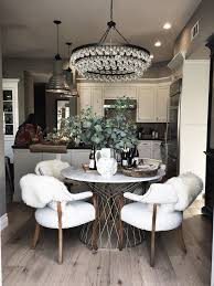 Small Round Kitchen Table For Two by Best 25 Round Kitchen Tables Ideas On Pinterest Round Dining