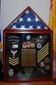 Naval Services First Decoration All Sizes Ht1 Donwen U0027s United States Navy Shadow Box Flickr