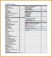 7 quinceanera budget spreadsheet balance spreadsheet