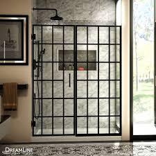 unidoor toulon frameless hinged shower door dreamline