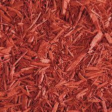 Red Landscape Rock by Patio World Landscape Rock U0026 Mulch