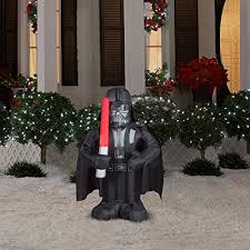 Star Wars Decorations Star Wars Inflatable Christmas Decorations U2022 Comfy Christmas