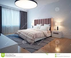 chambre lumiere la lumière modifie la tonalité l intérieur moderne de chambre à