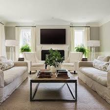 gray linen sofas design ideas