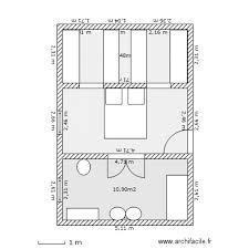 plan dressing chambre plan chambre avec dressing décoration de maison contemporaine