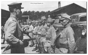 Japanese Generals gallimaufry russia attacks japanese manchuria august 1945