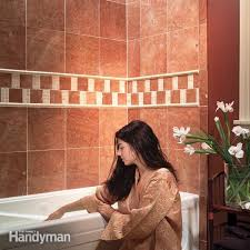 How To Remove Hair From Bathroom Floor How To Remodel A Small Bathroom U2014 The Family Handyman