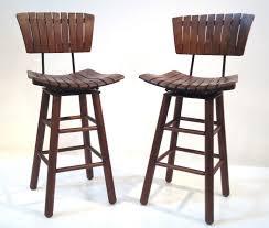 counter height swivel bar stools with backs counter height kitchen chairs swivel bar stools no back barstools