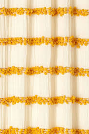 Curtains With Pom Poms Decor Pom Pom Curtains Target Pom Pom Curtains Diy Curtains Pom Curtains