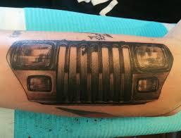 jeep grill logo yj grill tattoo imgur