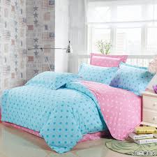 Girls Bright Bedding by Cute Bright Pink And Turquoise Princess Girls Polka Dot