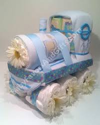 train diaper cake centerpiece unique baby shower centerpie u2026 flickr