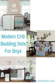 Modern Crib Bedding Modern Crib Bedding Sets For Boys Hip Who Rae