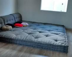 comprar futon futon almofadas sofa cama sof磧 sofa cama solteiro travesseiro sof磧