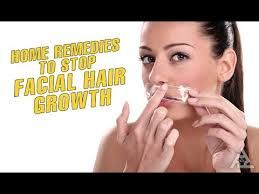 stop womens chin hair growth home remedies to stop facial hair growth in women best health