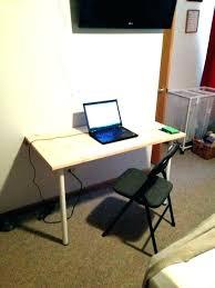 wall mounted fold down desk plans fold away computer desk pallet sectional computer desk wall mounted
