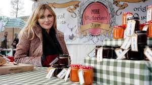 Sophie Dahl by Bbc Two The Marvellous Mrs Beeton With Sophie Dahl