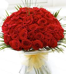 100 Roses Unforgettable 50 Rose Hand Tied Flower Co