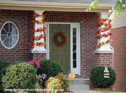 outdoor thanksgiving decorations outdoor thanksgiving decorations for your front porch decorating