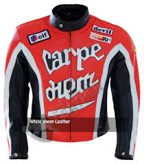 bike racing jackets carpe diem martin henderson u0027s torque movie red motorcycle biker