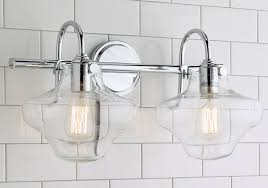 bathroom light fixture chrome sophisticated bathroom light fixtures of vanity lighting distinguish