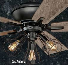 hunter mason jar ceiling fan ceiling fan light conversion kit sofrench for ceiling fan cage light