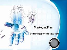 marketing template powerpoint marketing plan template sets for