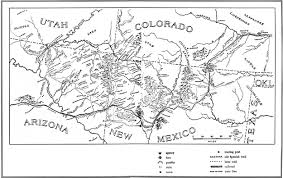 hubbell trading post nhs cultural landscape report table of
