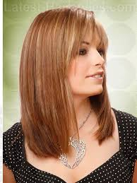 Beautiful 2 Medium Length Hairstyles by Shoulder Length Layered Hair With Fringe Luxury Wodip Com
