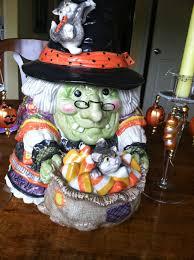 Halloween Cookie Jars by Candy U0027s Dish