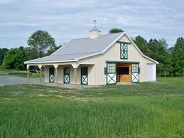 Barn Designs For Horses North East Md Precise Buildings