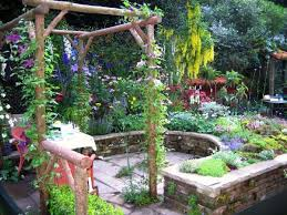 Patio Designs And Ideas For Small Areas 150 350 Sq Ft Patios by 19 Landscape Design Nc State Extension Publications