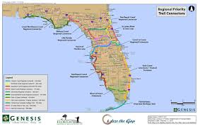 Map Of Florida Gulf Side by Sun Trail Legislation Looks To Connect Florida U0027s Trails