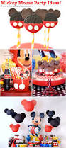 mickey mouse clubhouse birthday party planning ideas supplies idea