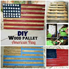 Build A Toy Box Out Of Pallets by Diy How To Make An American Flag Out Of A Wood Pallet Step By