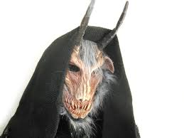 goat head halloween mask goat mask halloween product care mask maintenance cleaning cheap